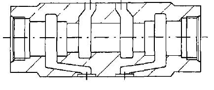 分度卡盤的結構特征