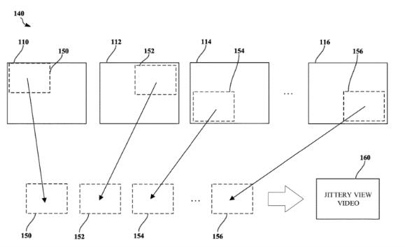 蘋果新專利:利用眼球追蹤數據優化AR視頻錄制