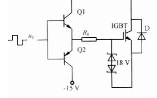 基于IGBT器件的三相逆变器驱动电路的设计与分析