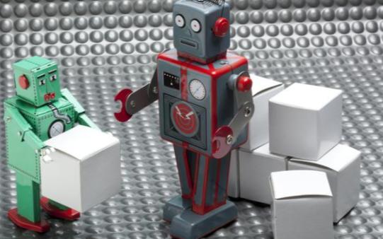 5G大环境下的物流机器人发展趋势