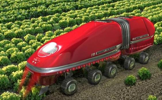 各种功能强大的农用机器人 帮助农民解放双手