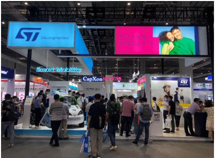 2020年慕尼黑上海電子展:ST榮耀歸來,3大展...