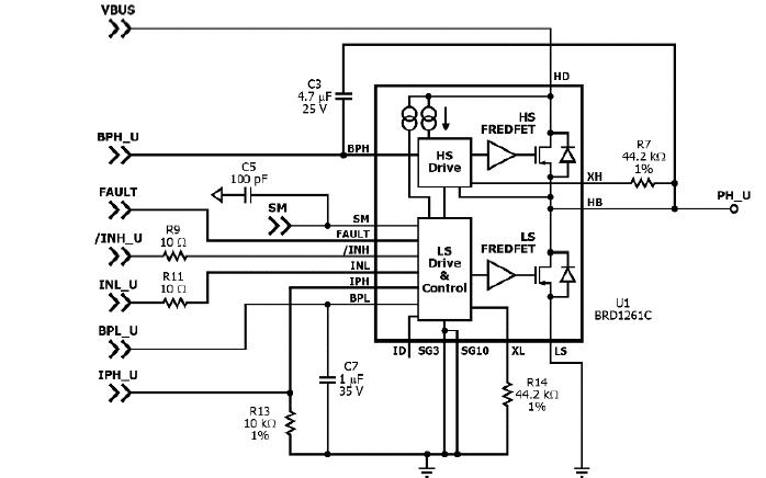 使用桥式开关实现70W单相逆变器用于风扇应用的详细资料说明