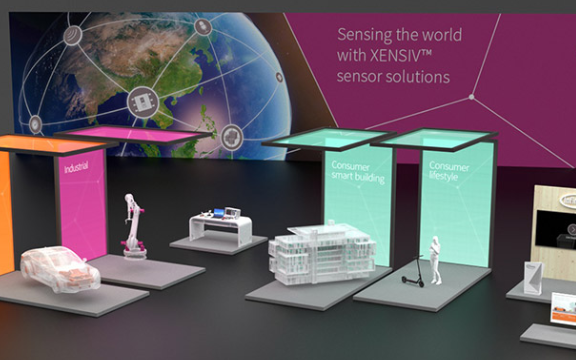 英飛凌將于7月20日至22日舉辦數字化展會,集中展示前沿傳感器技術