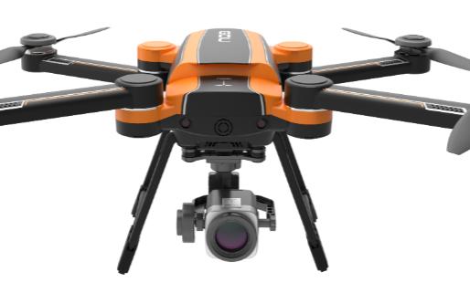 VR技術加速工業無人機布局
