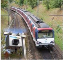使用LabVIEW软件和NI软件实现对铁轨交通运输系统的监测