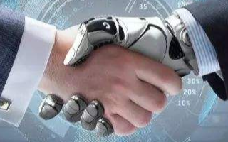 """機器人也""""攤""""上事兒了"""