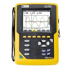 CA8331電能質量分析儀產品的特點和應用范圍
