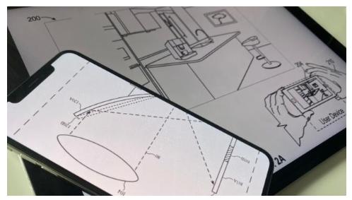 蘋果AR可穿戴設備新專利曝光