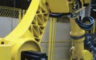 工業機器人的核心七大技術