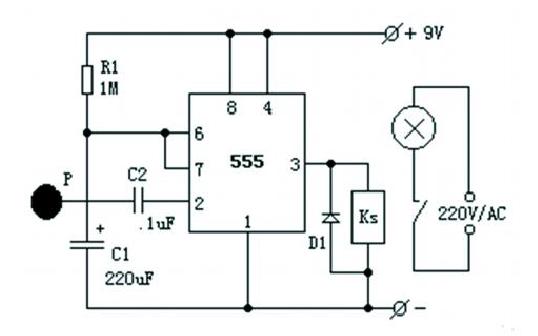 555定時器的介紹和應用詳細說明