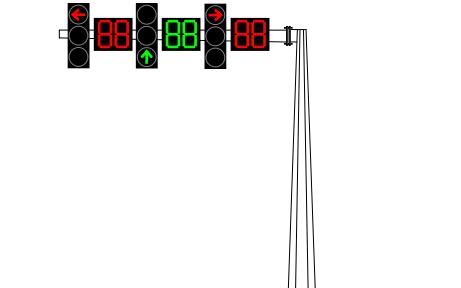 道路交通信号倒计时显示器的国家标准详细资料说明