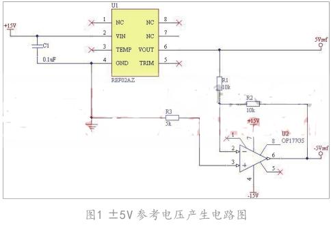 基于STM32和AD5791实现单路超高精度可调电压电路的设计