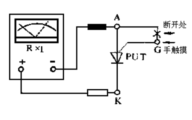 程控单结晶体管的资料详细说明