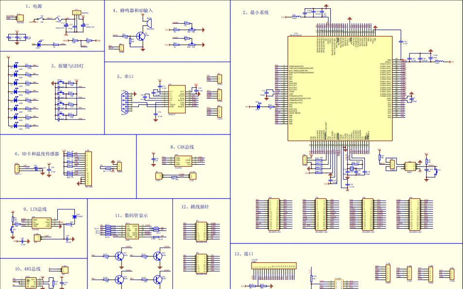 MC9S12XS128单片机的中文资料详细说明