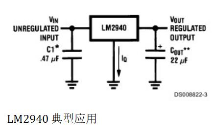 LM2940电源模块的中文资料介绍