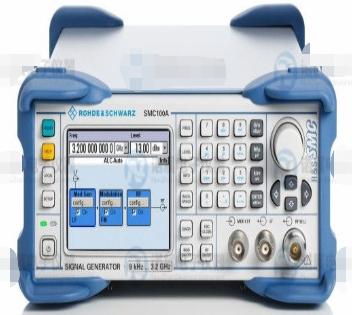 R&S SMC100A信号发生器的性能特...