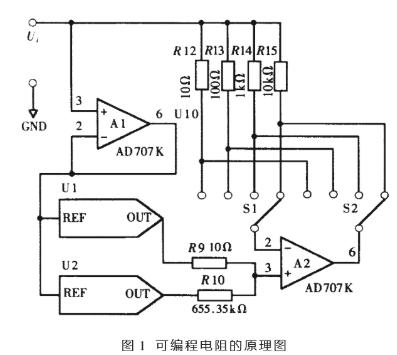 满足较高精度电阻测量仪表校正要求的电阻设计