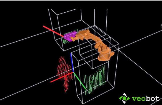 机器视觉可让工业机器人成为协作机器人