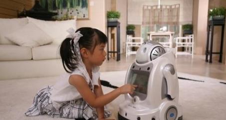 服务机器人的机遇与挑战
