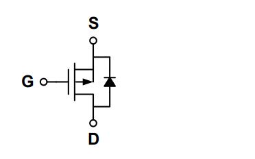 PW3407 P沟道增强型MOSFET的数据手册