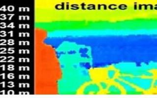 东芝传感器新技术能让自动驾驶车看的更清晰