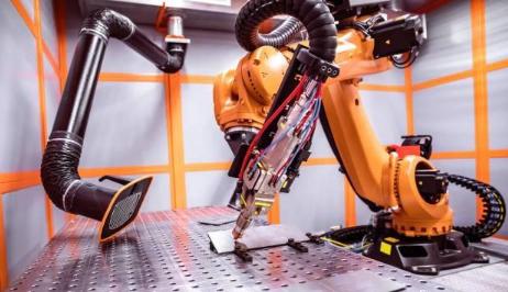 工业机器人行业复苏强劲,国产乘胜追击