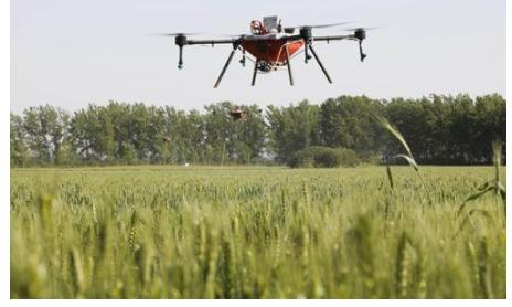 无人机、机器人在农业应用实例