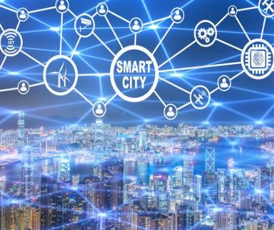 数字城市基于深度应用数字信息技术赋能的传统基础设施升级