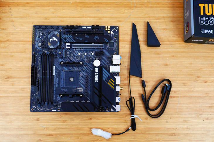 PCIe 4.0、Wi