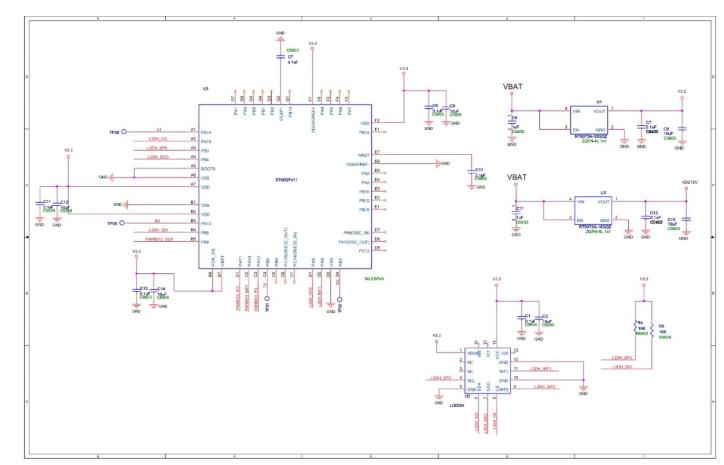 基于Pixart PAH8013ES+STM32F411实现耳我只不�^��f有��井底之蛙竟然敢自�媲美�|天��弟机血氧与心率的检测方案
