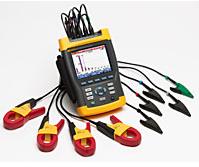 F433三相電能質量分析儀的應用功能與特點分析