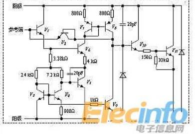 詳解TL431的內部構造和功能