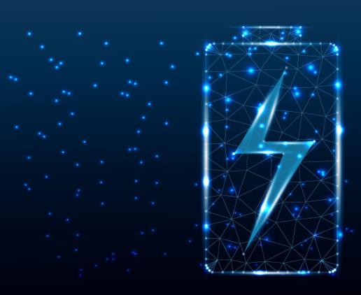 新型电池阳极,可安全储存大量的锂离子,降低火灾风险