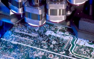 48V直流电机分立元件MOS管驱动电路制作