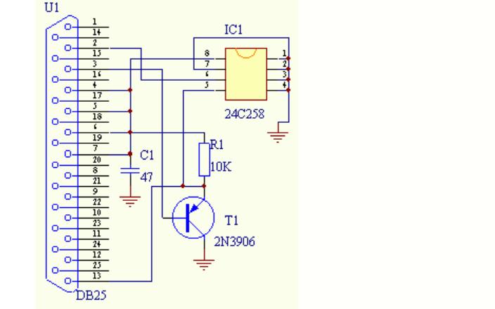 串行E2PROM 24CXX系列讀寫器的詳細說明