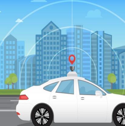2020年自动驾驶汽车市场快速增长,带来整个产业...