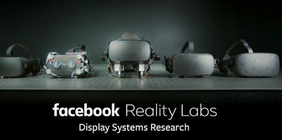 Facebook突破VR视觉辐辏调节冲突