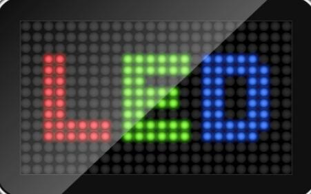 利用cob封裝技術做成的led顯示屏,它有什么優...