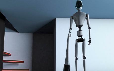 5G大環境下的機器人為了發展