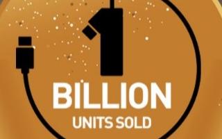 赛普拉斯其USB-C? 芯片出货量突破10亿片大关