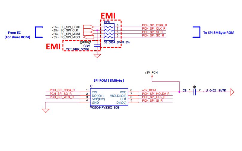 聯想ZIWB2系列處理器主板的電路原理圖免費下載