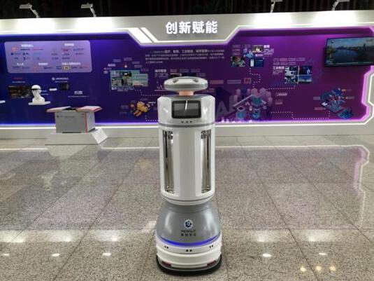 擎朗智能最新人工智能技術獲關注