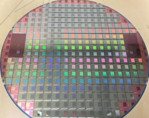 MBK熱成像CMOS工藝測溫傳感器