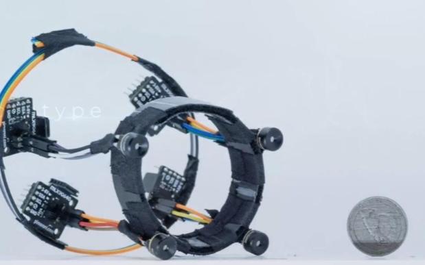 腕戴式可穿戴设备热传感器可以检测手部动作