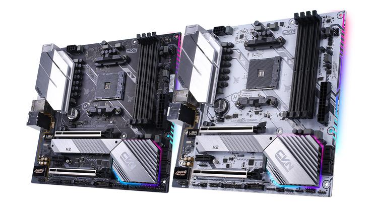 AMD B550系列主板兼容PCI-E4.0通道?