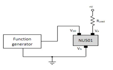 NU501单通道定电流LED驱动IC的数据手册免费下载