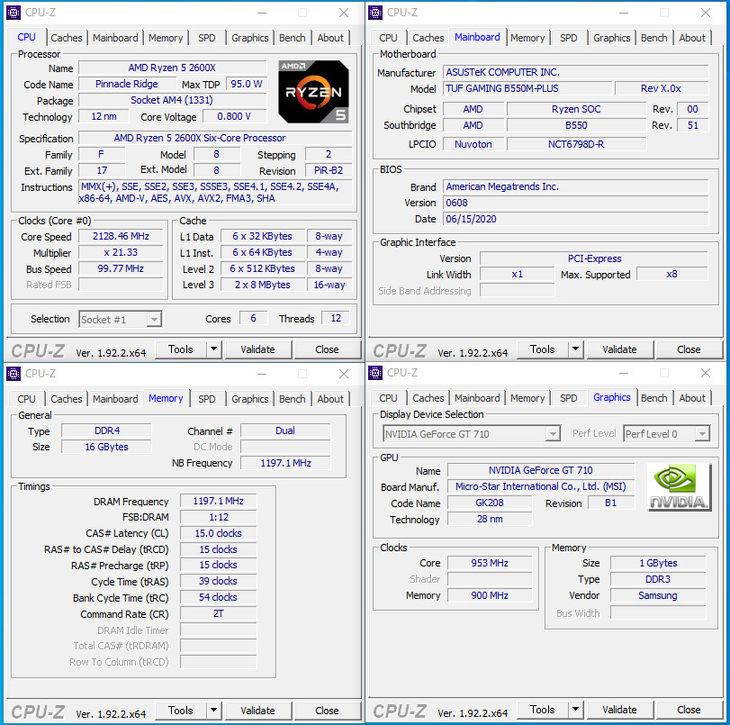 AMD声称B550芯片组主板将支持Zen+架构的AMD锐龙处理器