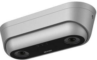 ??低昳DS-2CD6810系列攝像機,可精確統計客流數據