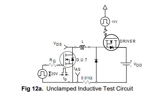 IRF3205 HEXFET功率MOSFET的数据手册免费下载